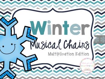 Rockin' Multiplication Musical Chairs
