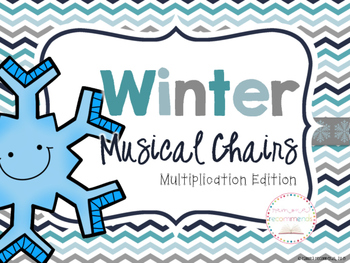 Rockin' Multiplication Musical Chairs