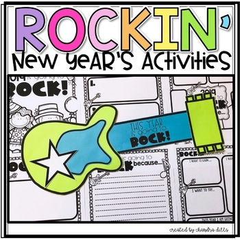 Rockin' New Year Activities!