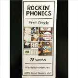Rockin' Phonics Brochure (Information about the year long