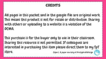 Rockin' Punctuation & Capitalization Practice for Google