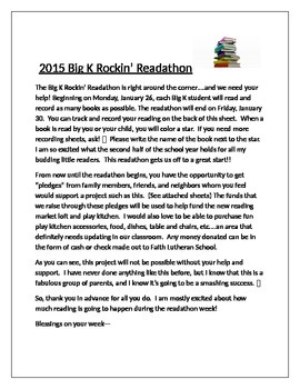 Rockin' Readathon