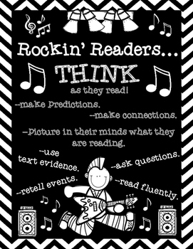Rockin' Readers!