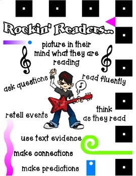 Rockin' Readers: What Good Readers Do!