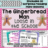 Gingerbread Man Lost in the School