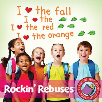 Rockin' Rebuses Gr. K-2