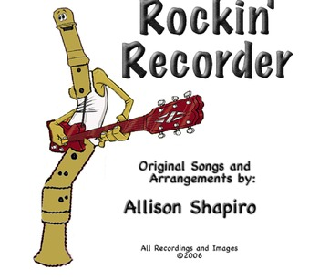 Rockin' Recorder Notebook File