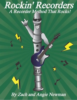 Rockin' Recorders! Rock Cross Buns Preview