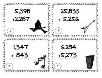 Rockin' Regrouping with Addition and Subtraction