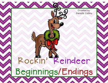 Rockin' Reindeer Beg/End Sounds FREEBIE
