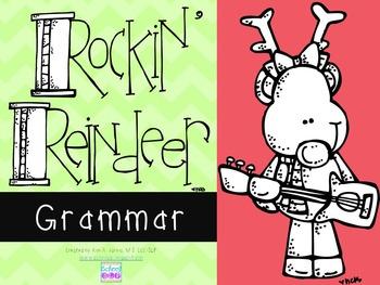 Rockin' Reindeer Grammar