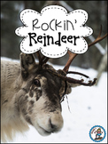 Rockin' Reindeer {Nonfiction, Literacy Centers, Word Work, Reading}