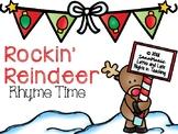 Rockin Reindeer Rhymes