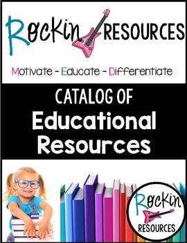 Rockin Resources Free Catalog