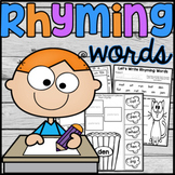 Rhyming Words Worksheets