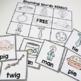 Rhyming Words - Rockin' Rhymes- Cut + Paste, Worksheets, Flash Cards + Bingo