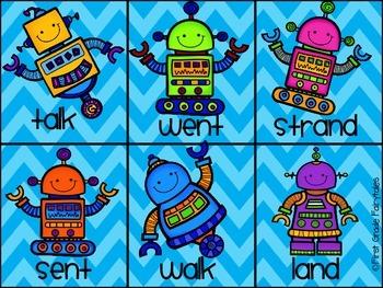 Rockin' Rhyming Robots