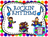 Rockin' Rhythm Flash Cards -BUNDLE