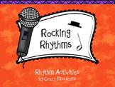 Rockin' Rhythms (Half Note and Half Rest)