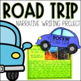 Rockin' Roadtrip Narrative Writing Project