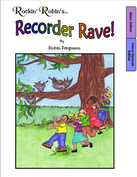 Rockin' Robin's Recorder Rave Basic AND Chord Symbols