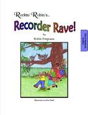 Rockin' Robin's Recorder Rave - Chord Symbol Edition