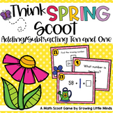 Spring Fling Scoot:  Plus/Minus 1 and 10