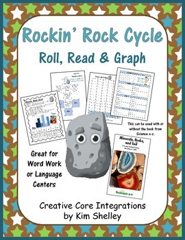 Rockin' Rocks Roll Read and Graph