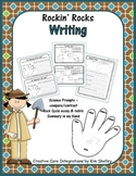 Rockin' Rocks Science Writing Prompts