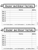 Rockin' & Rollin' Factors Dice Game! Ready-to-Go Dice Game