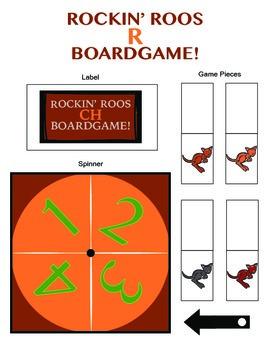 Rockin' Roos /R/ Articulation Boardgame!