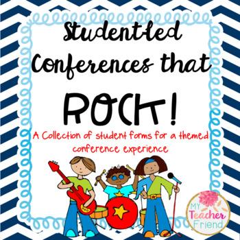 Rockin' Student Led Conferences