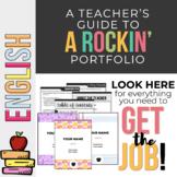 Rockin' Teaching Portfolio *ELA*