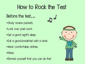 Rockin' Test Prep Decades Bundle {Standardized Test Taking Skills}
