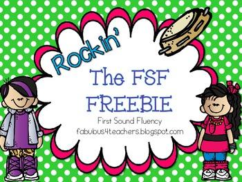 Rockin The FSF FREEBIE
