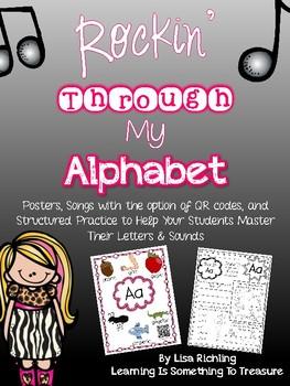 Rockin Through My Alphabet Mini Pack