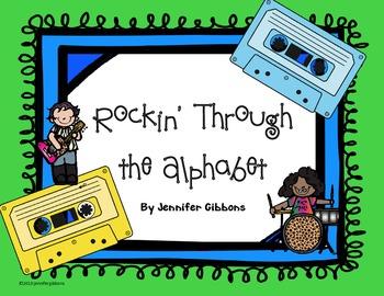 Rockin' Through the Alphabet