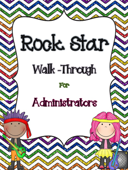 Rockin' Walk Through  for Adminstrators