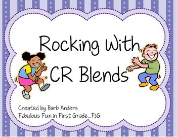 Rockin' With the CR Blends