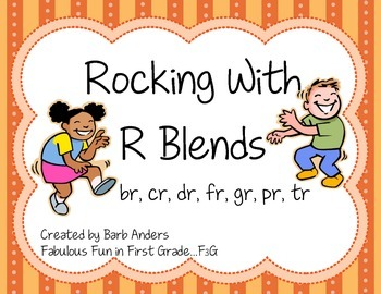 Rockin' With the R Blends