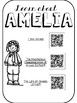 Rockin' Women Printable Interactive Booklet with QR Codes: Amelia Earhart