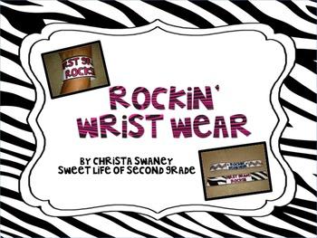 Rockin' Wrist Wear