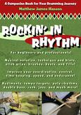 Rockin' in Rhythm - COMPLETE DRUMMING BOOK/CURRICULUM - Beginner to Pro