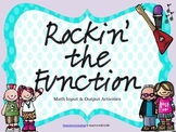 Rockin' the Function: Input & Output Activiy