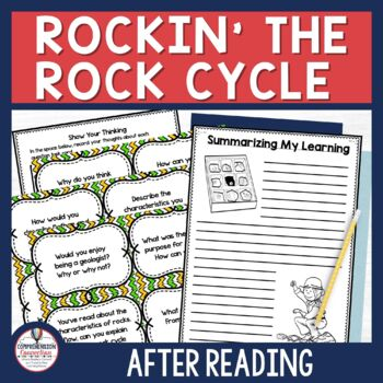 Partner Play: Rockin' the Rock Cycle