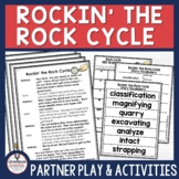 Partner Play: The Rock Cycle