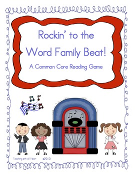 Rockin to the Word Family Beat!