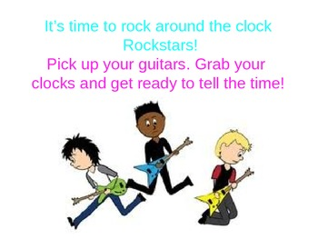 Rocking Around the Clock - O'clock Analogue Times