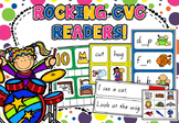 Rocking CVC Readers!