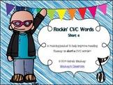 Rocking CVC Words {Short E}